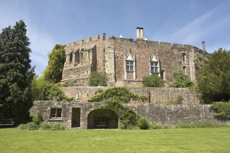 berkeley slott arkivbilder