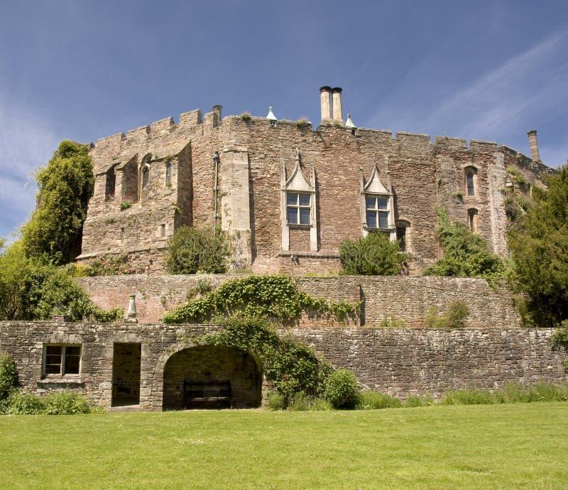 berkeley slottgloucestershire royaltyfria foton