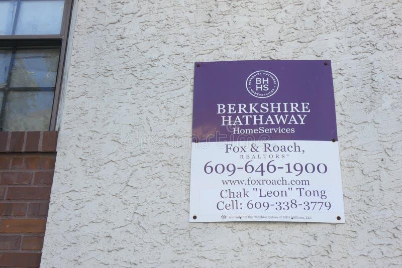 Berkshire Hathaway obrazy royalty free