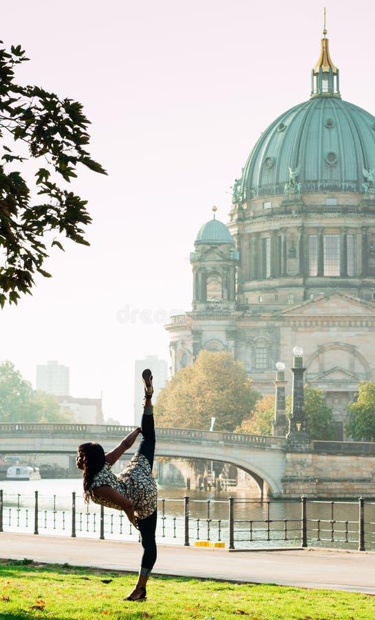 Berlín, Alemania - 06 09 18 Dom del berlinés de la catedral de Berlín imágenes de archivo libres de regalías