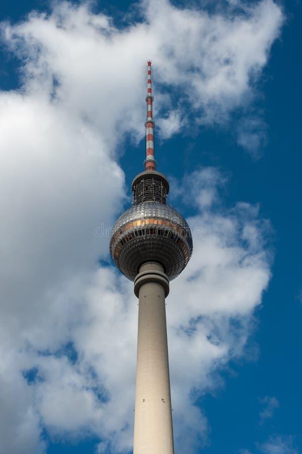 Berl?n Fernsehturm imágenes de archivo libres de regalías