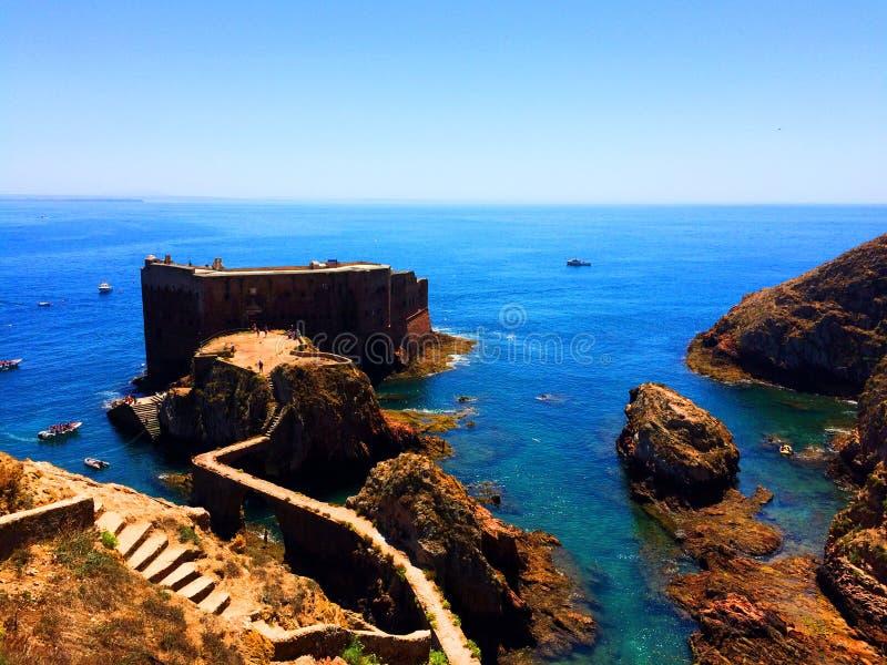 Berlengas, Portugal - 2016 stockbild