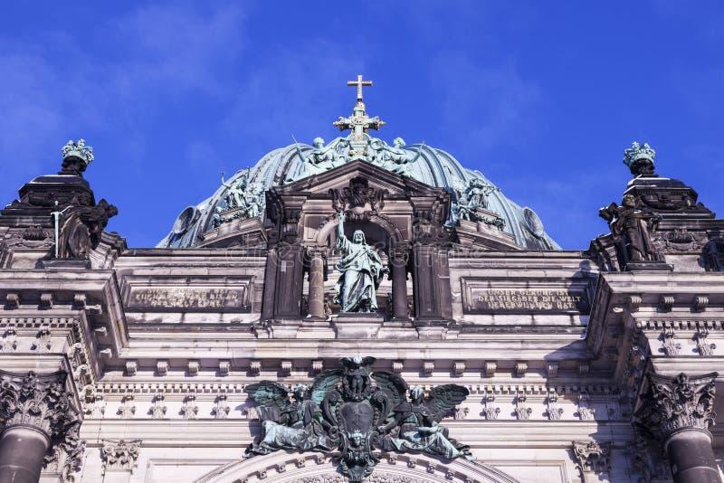 Berlińska katedra fotografia royalty free