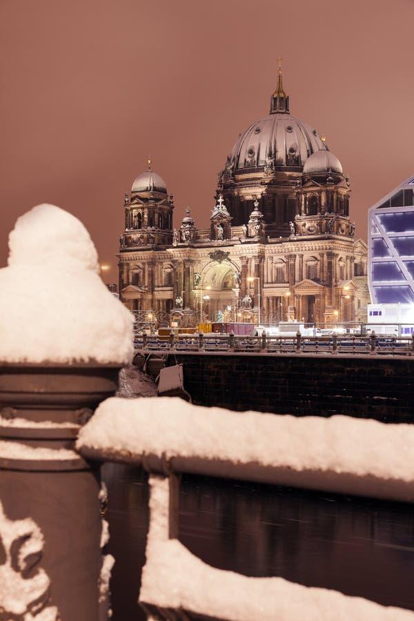 Berlińska katedra zdjęcie stock