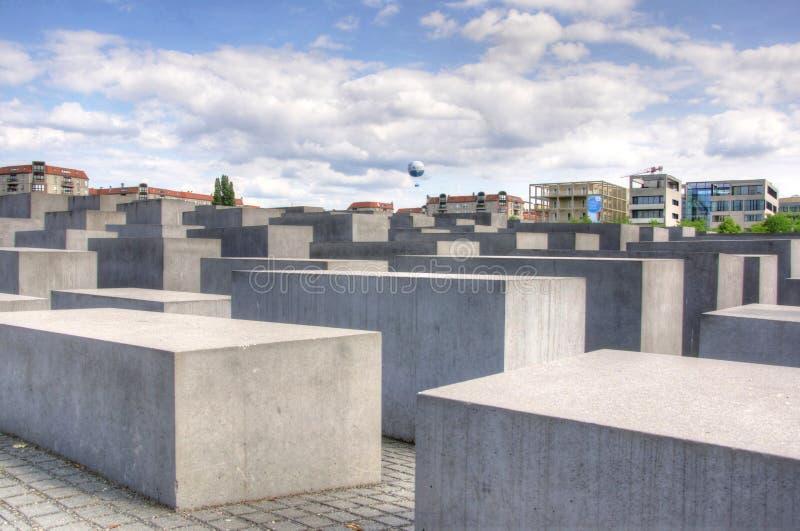 Berliński żydowski zabytek zdjęcia royalty free
