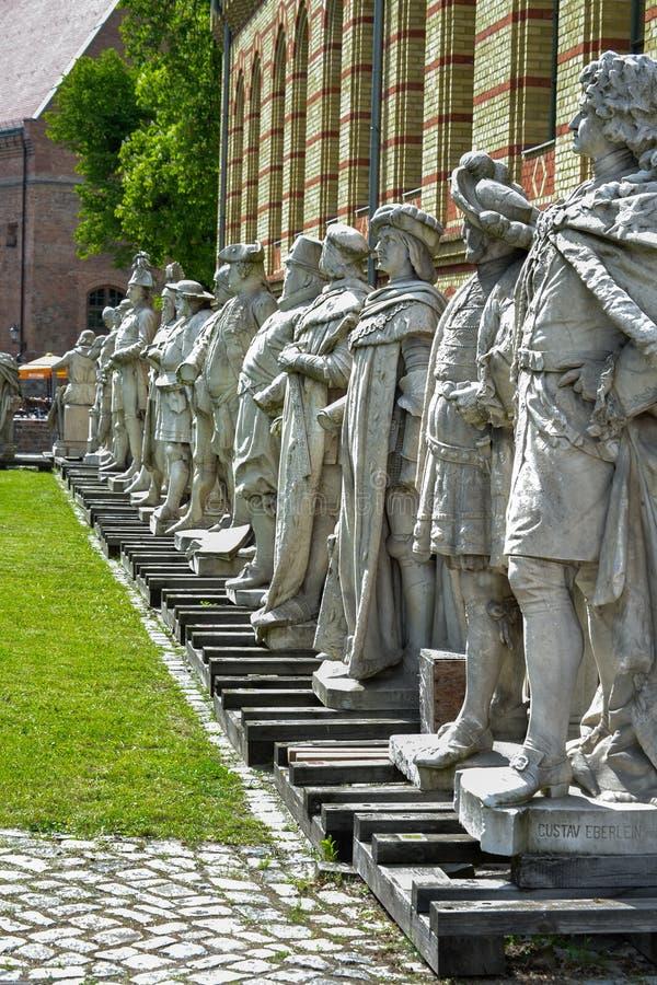 Berliński Zitadelle zdjęcie royalty free