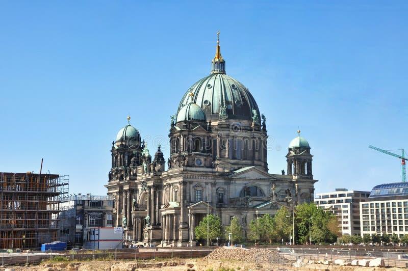 Download Berlińscy Dom Katedralni obraz editorial. Obraz złożonej z sławny - 57658450