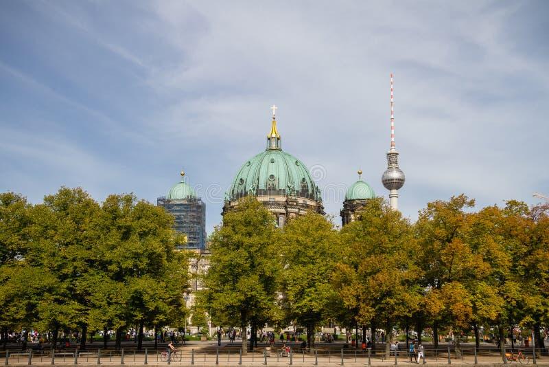 Berli?scy Katedralni berli?czyk?w Dom, Niemcy zdjęcia royalty free