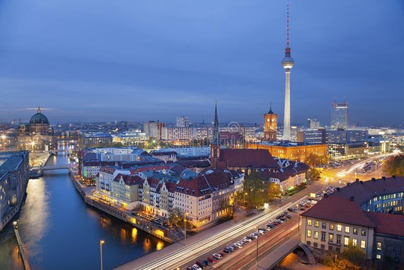 Berlijn. royalty-vrije stock fotografie