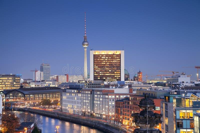 Berlijn. royalty-vrije stock foto's