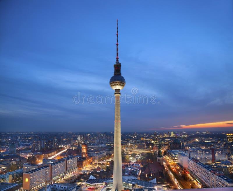 Berlijn. stock afbeeldingen