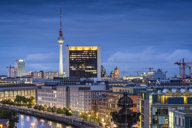 Berlijn, Duitsland royalty-vrije stock afbeeldingen