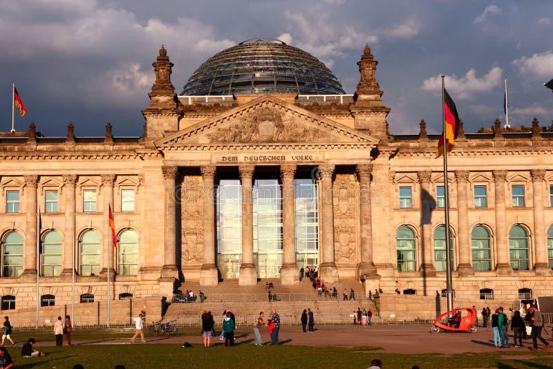 Berlijn Duitsland royalty-vrije stock foto