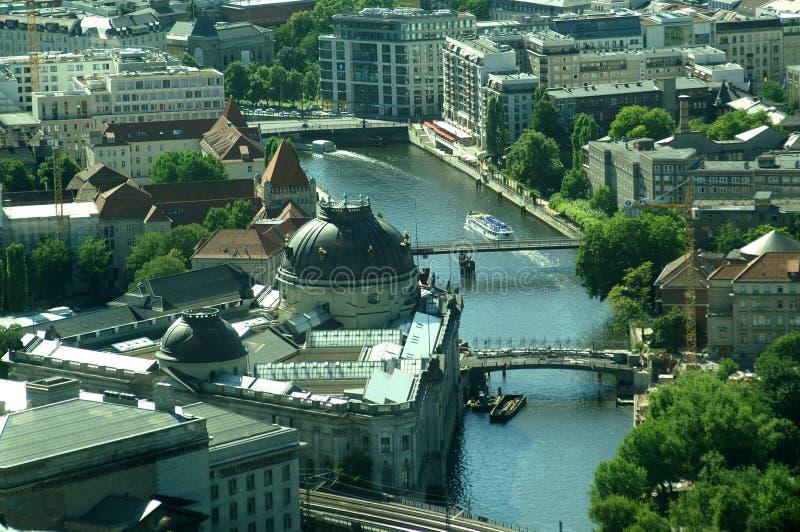 Berlijn van de toren van TV stock afbeelding