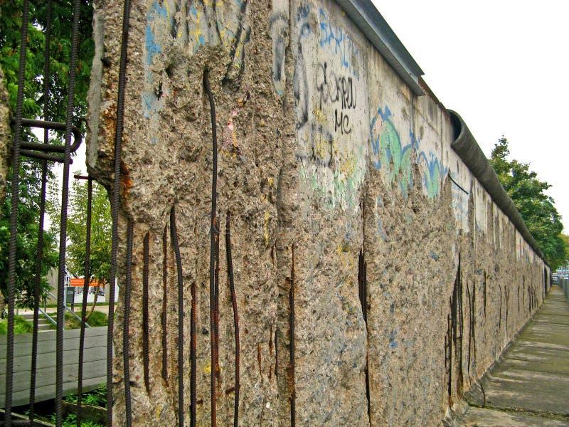 Berlin Ściana 04 obrazy royalty free