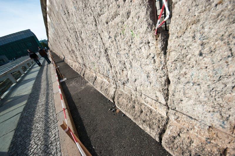 berlin ściana obraz royalty free