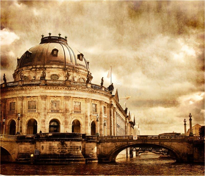 berlin старый стоковые фотографии rf