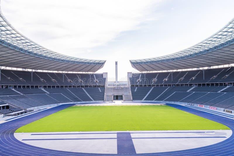Berlin& x27; стадион Олимпии s стоковые фотографии rf
