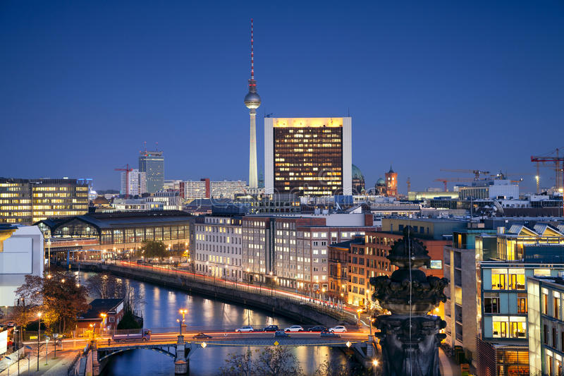 Berlin. image stock