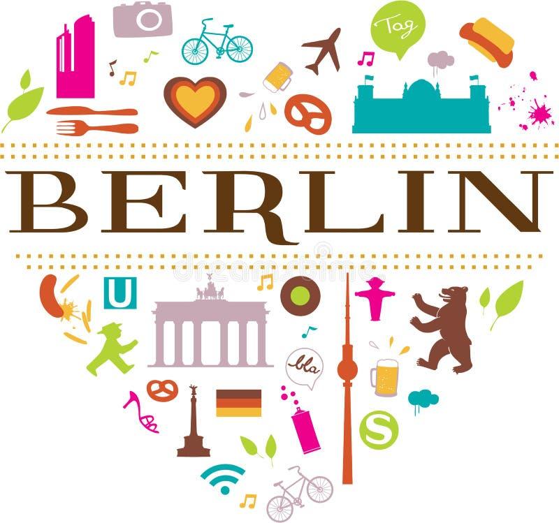 berlin ilustracji
