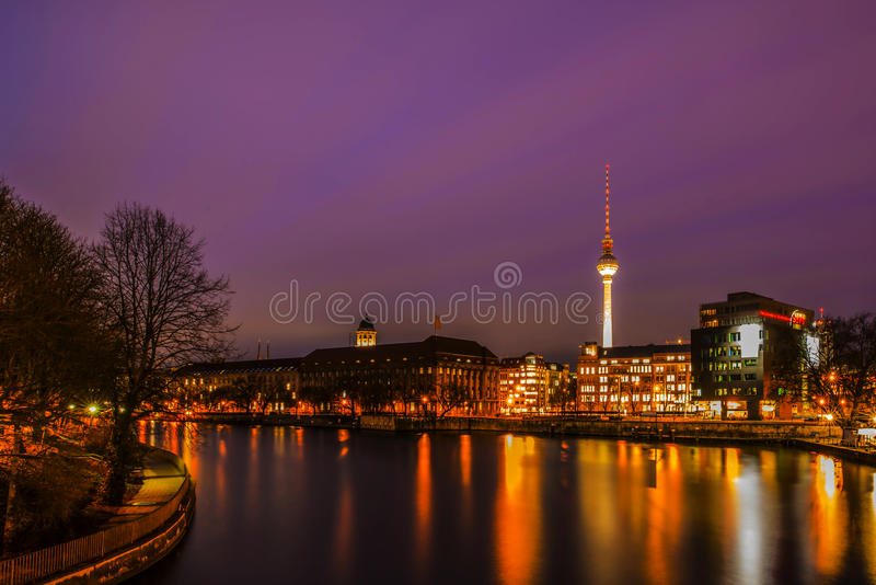 berlin lizenzfreies stockbild