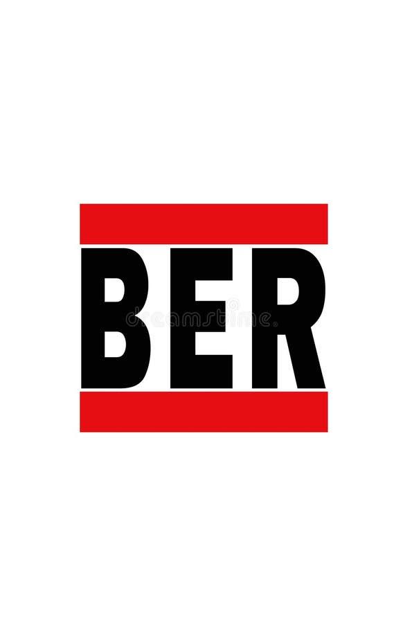 Berlin, Allemagne illustration libre de droits