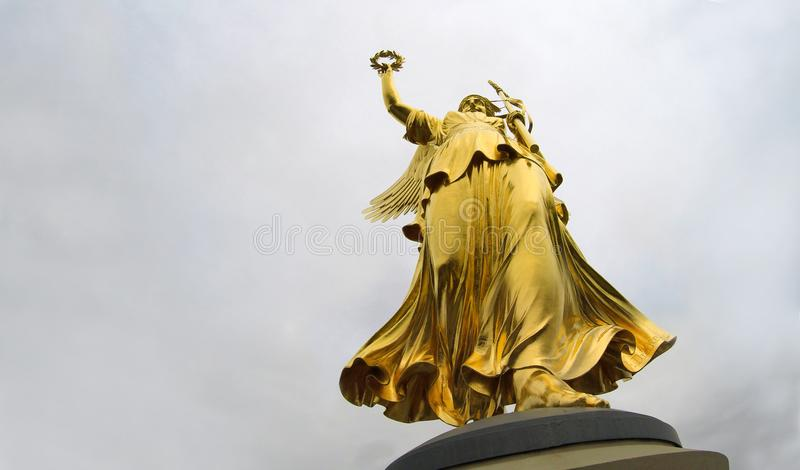 Berlin Angel royalty-vrije stock afbeeldingen