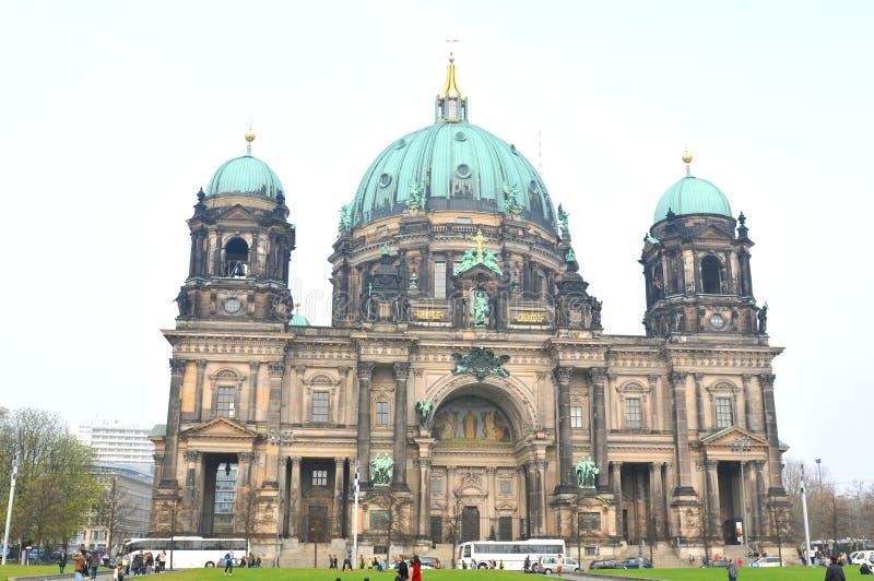 berlin berlińczyk katedry dom obraz stock