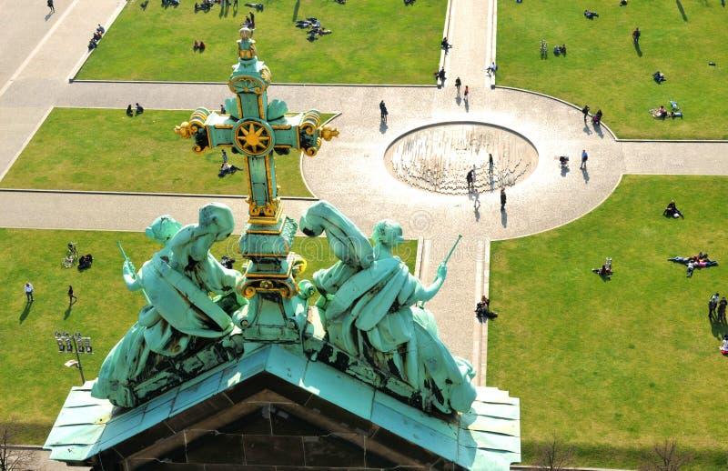 berlin berlińczyk katedry dom obrazy stock