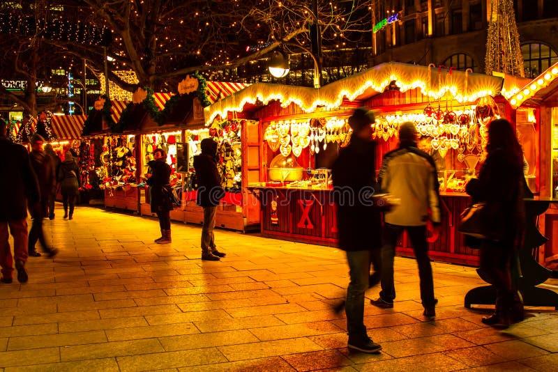 berlin bożych narodzeń rynek zdjęcie royalty free