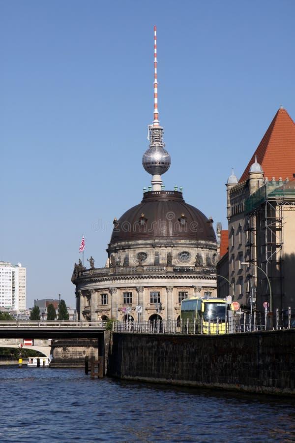 berlin bode музей стоковое фото rf