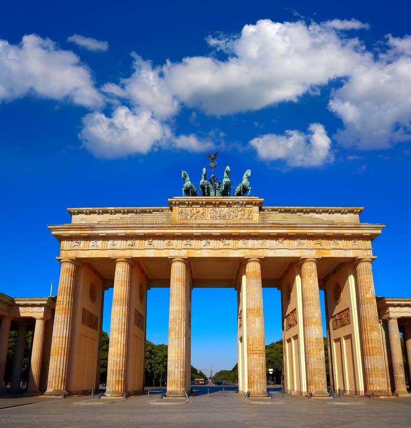 Berlin Brandenburg Gate Brandenburger Tor royalty free stock images
