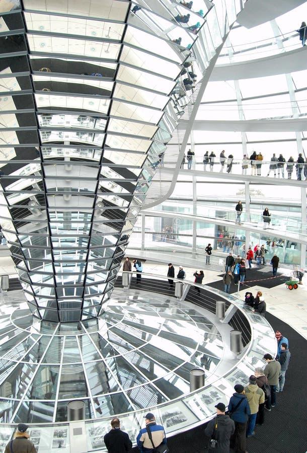 berlin budynku reichstag zdjęcia stock