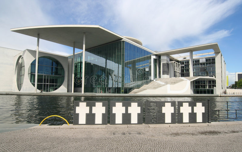 Berlin Bundestag photo libre de droits