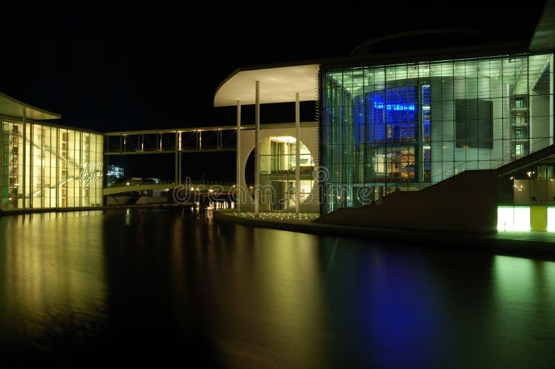 berlin byggnadsregering royaltyfria foton