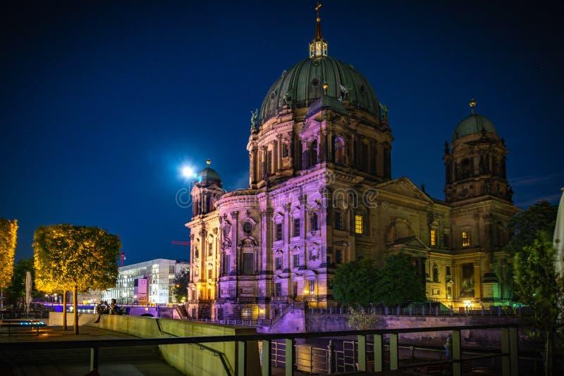Berlin Cathedral royalty-vrije stock fotografie