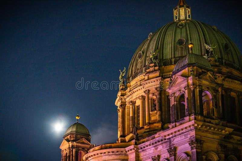 Berlin Cathedral stock foto