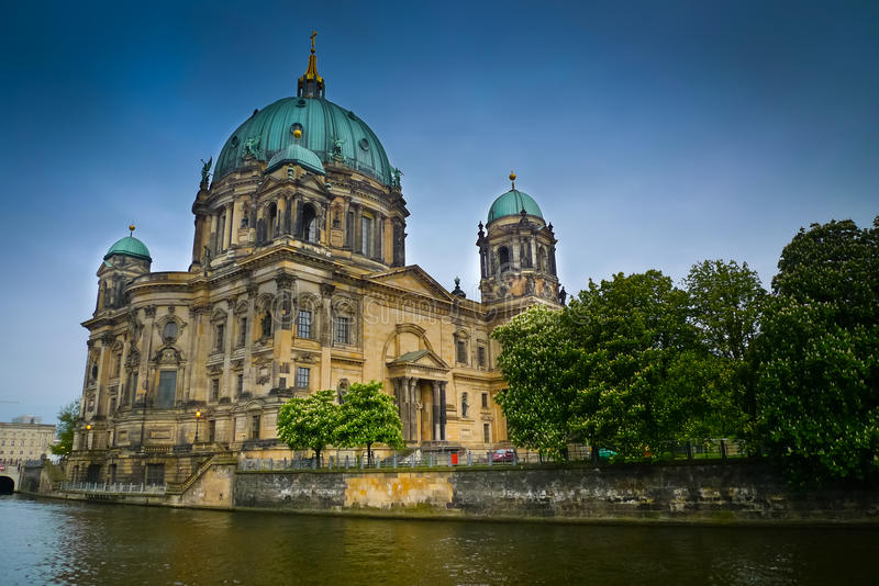 Download Berlin Cathedral stock photo. Image of european, destination - 28992466