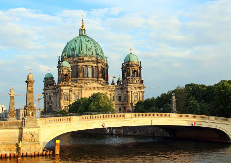 Berlin Cathedral imágenes de archivo libres de regalías