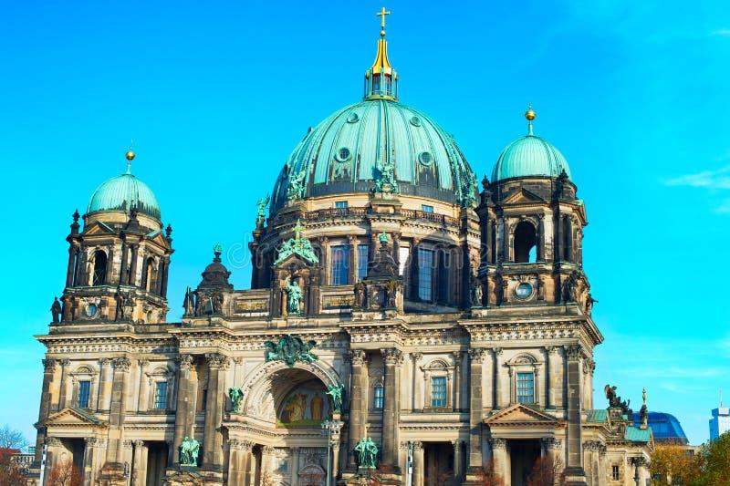 Berlin Cathedral immagini stock