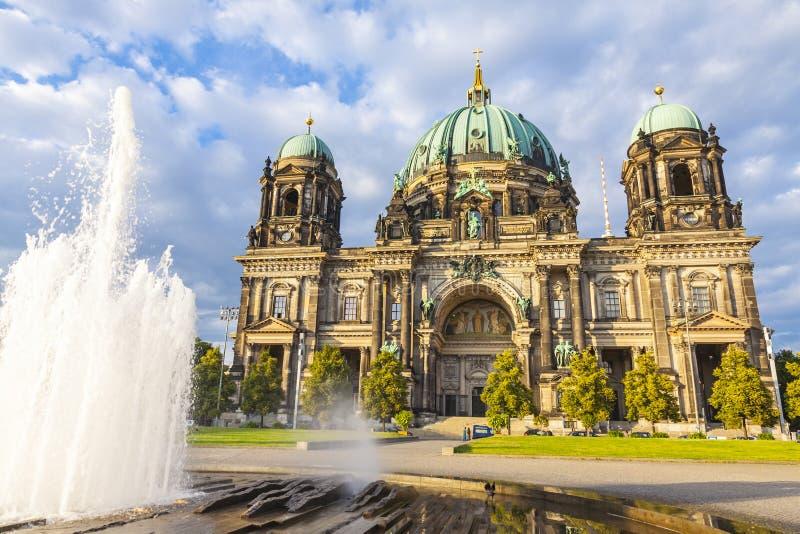 Berlin Cathedral Berliner Dom en Berlín, Alemania fotos de archivo