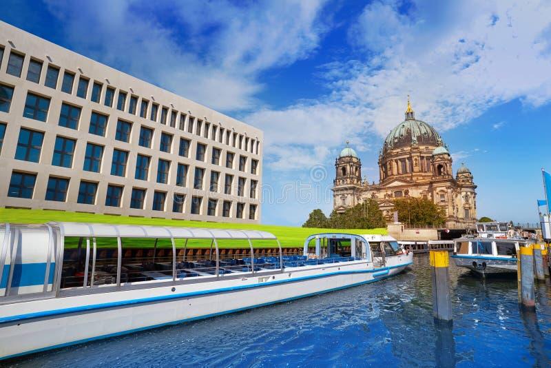 Berlin Cathedral Berliner Dom Germany imagenes de archivo