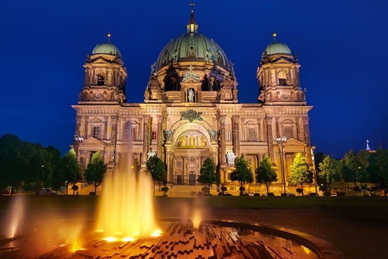 Berlin Cathedral Berliner Dom Germany fotos de archivo libres de regalías