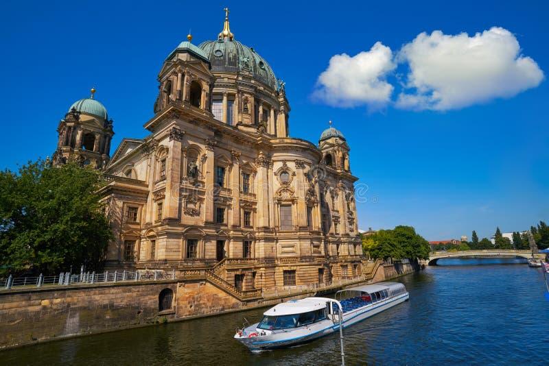 Berlin Cathedral Berliner Dom Germany imagen de archivo