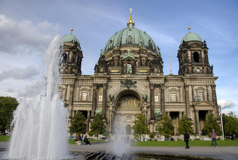 Download Berlin Cathedral editorial stock photo. Image of christian - 30388083