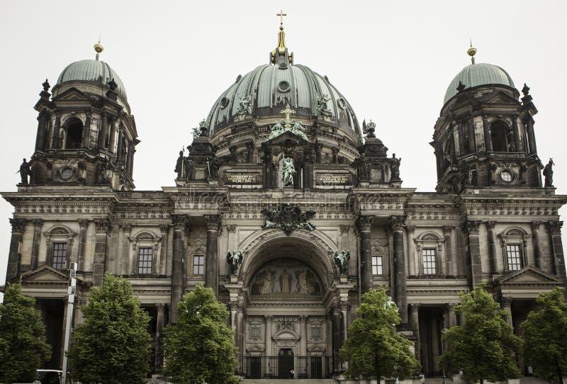 Berlin Cathedral (BerlinerDom), Berlin fotografering för bildbyråer