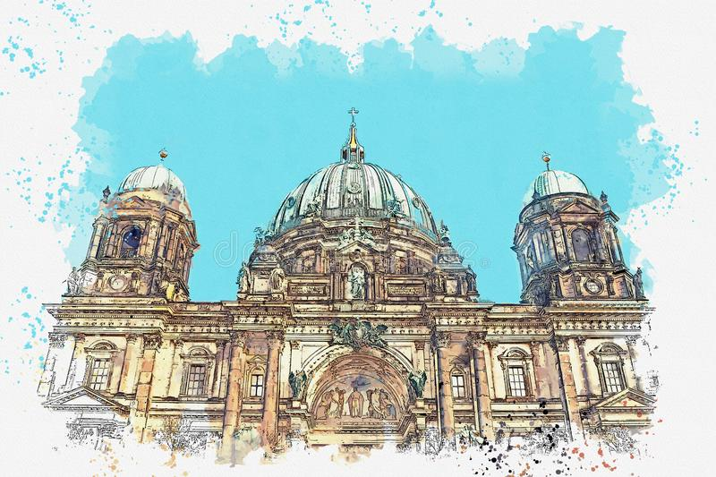 Berlin Cathedral a Berlino