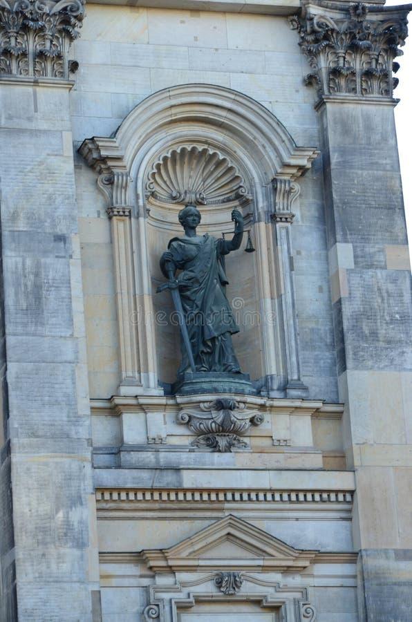 Berlin Cathedral Church Berliner Dom fotografía de archivo