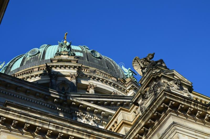 Berlin Cathedral Church Berliner Dom fotos de archivo libres de regalías