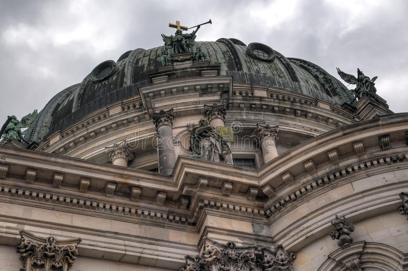 Berlin Cathedral (Dom) del berlinés, Berlín, Alemania fotos de archivo libres de regalías